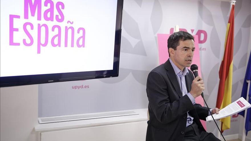 UPYD promete 100 euros al mes por hijo hasta la mayoría de edad