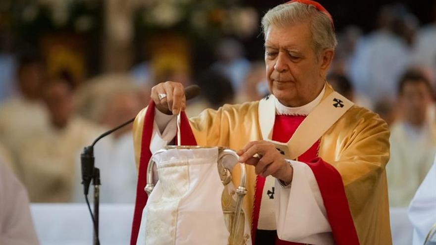 El arzobispo de Caracas reitera condiciones para reunirse con Maduro