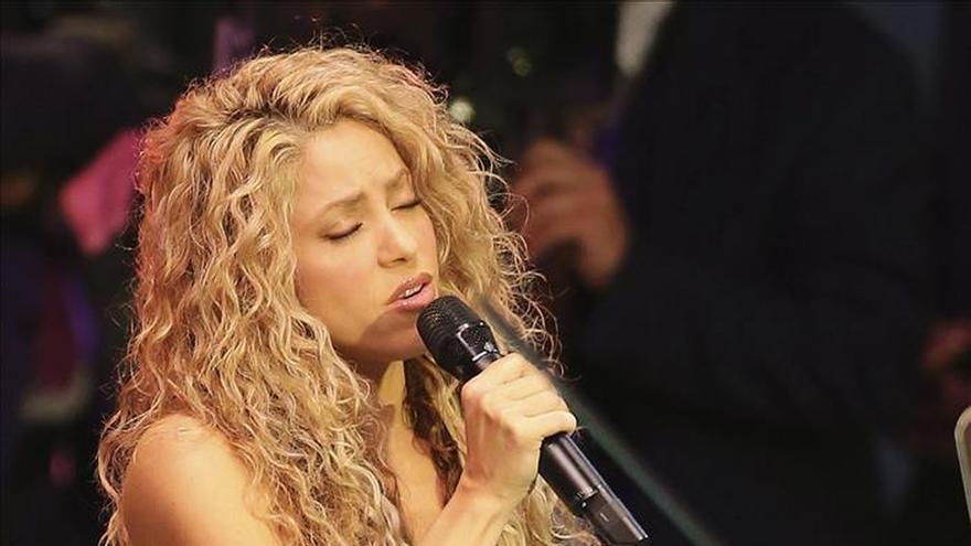 Shakira pone música a la cumbre de desarrollo de la ONU, Malala la emoción