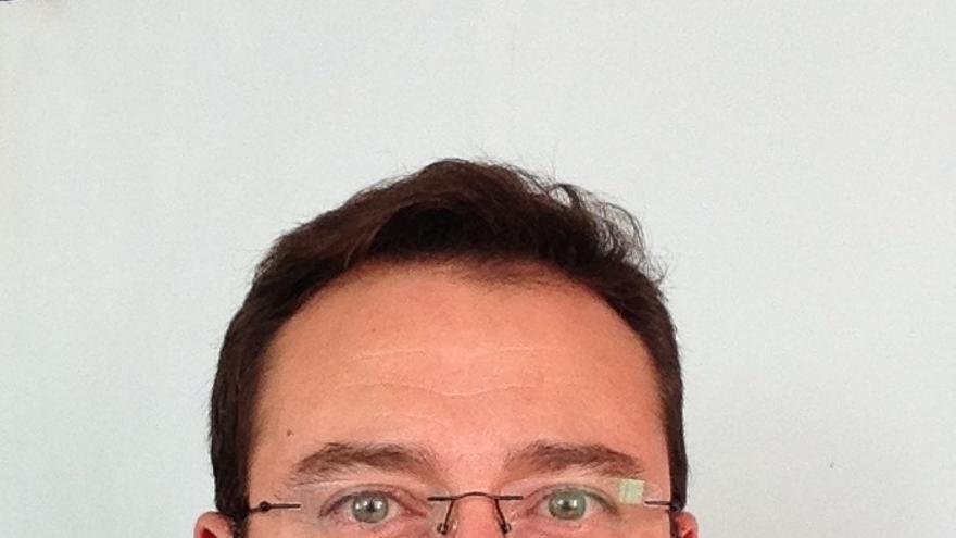 Francisco de Torres, candidato de Ciudadanos al Senado por Gran Canaria
