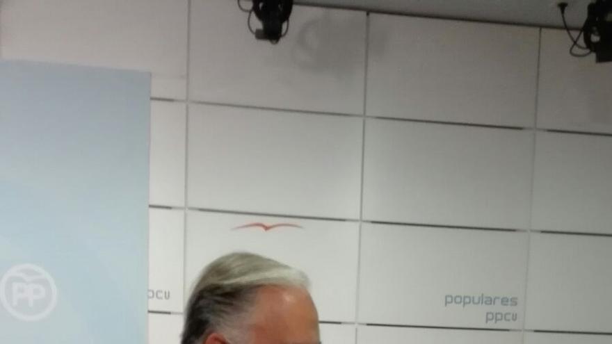 """González Pons: """"Han decidido que se van, adiós amigos, buena suerte y cuanto antes"""""""