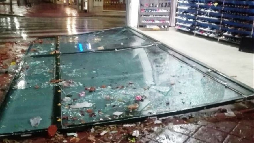 La borrasca Ana mantiene en alerta a Albacete tras provocar más de 80 incidencias en la región