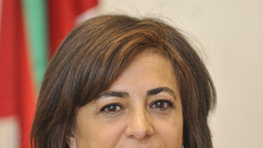 Miren Karmele Arias, directora de Recursos Humanos