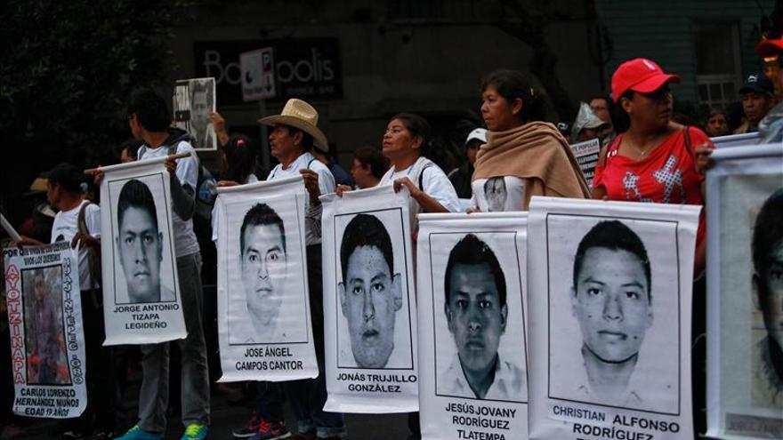 Familiares de desaparecidos molestos por nulo avance para encontrar a jóvenes