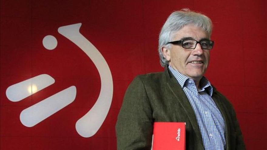 Eduardo Barinaga, director de ETB