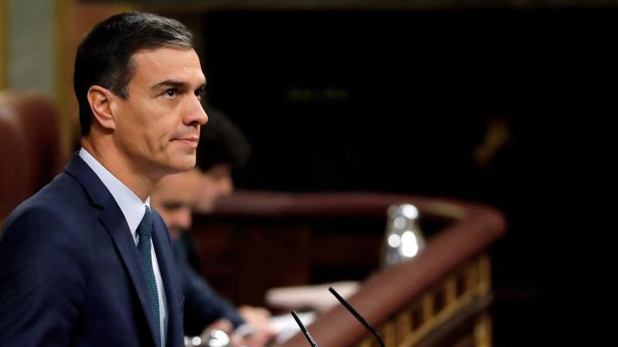 El Congreso vuelve a rechazar la investidura de Pedro Sánchez