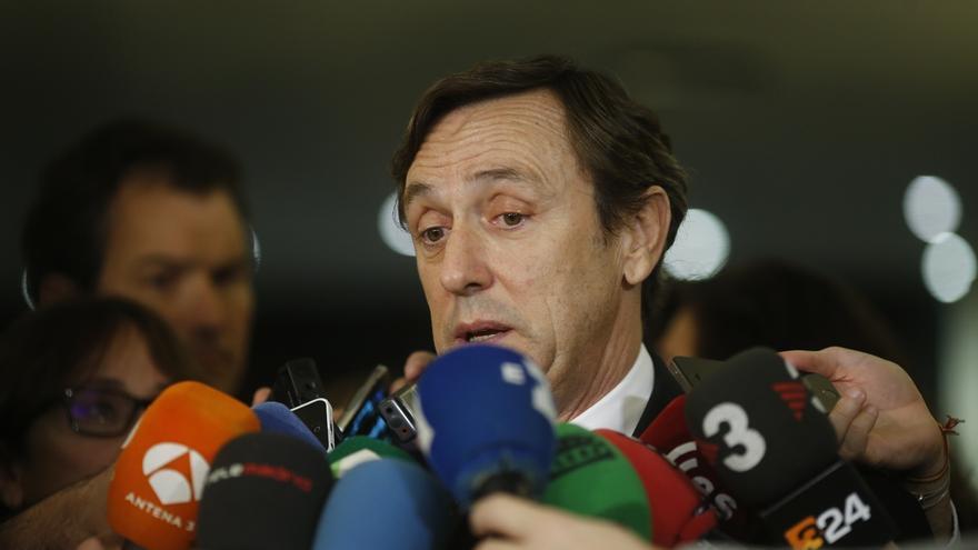 """El PP juzga """"desafortunadas"""" las palabras de Iglesias sobre la feminización de la política"""