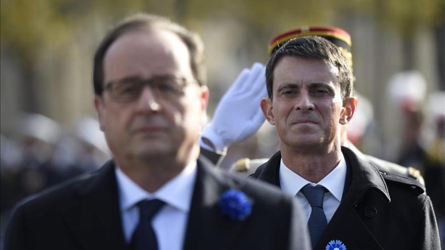 Valls advierte de que la amenaza terrorista en Francia sigue alta