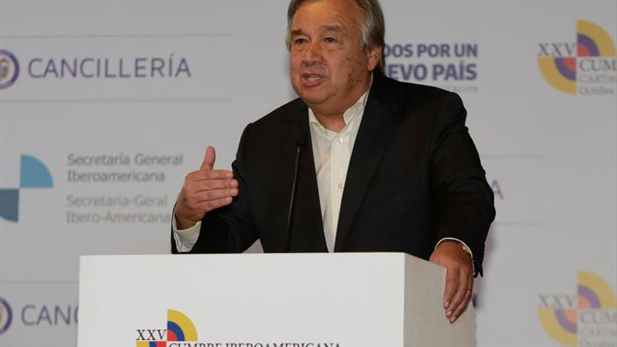 La ONU recalca que hoy por hoy no hay mandato para observar comicios venezolanos