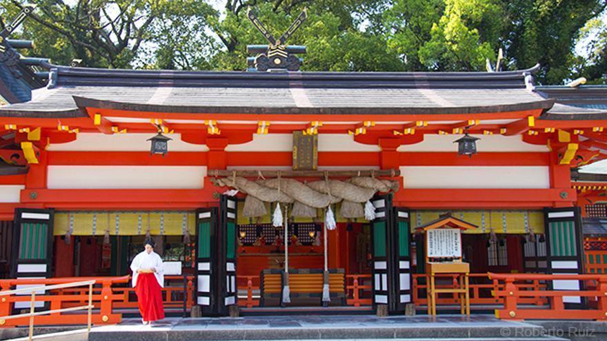 El Kumano Kodo, Japón