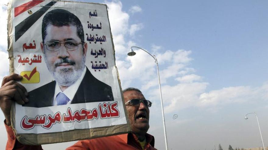 El expresidente Mursi será juzgado por espionaje el próximo 16 de febrero