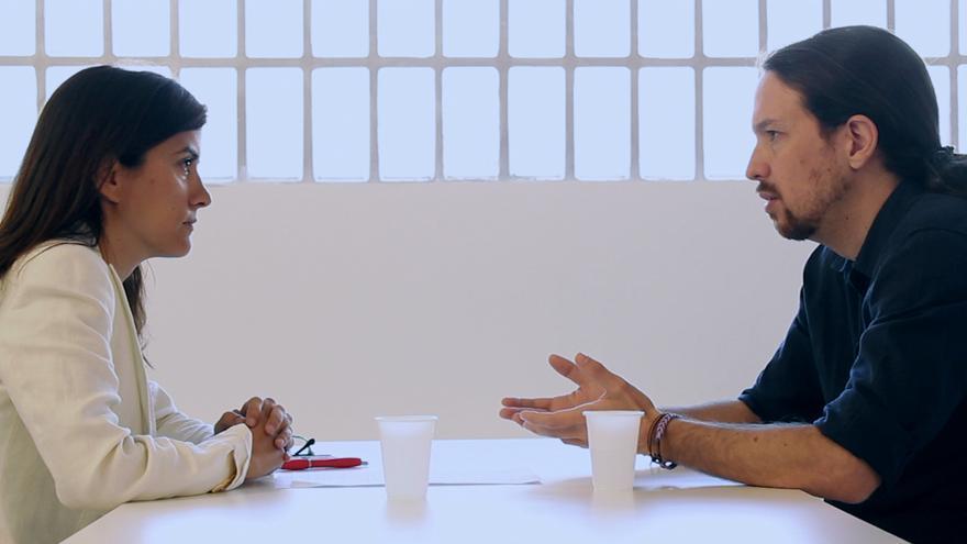 Olga Rodríguez entrevista a Pablo Iglesias \ A.N.