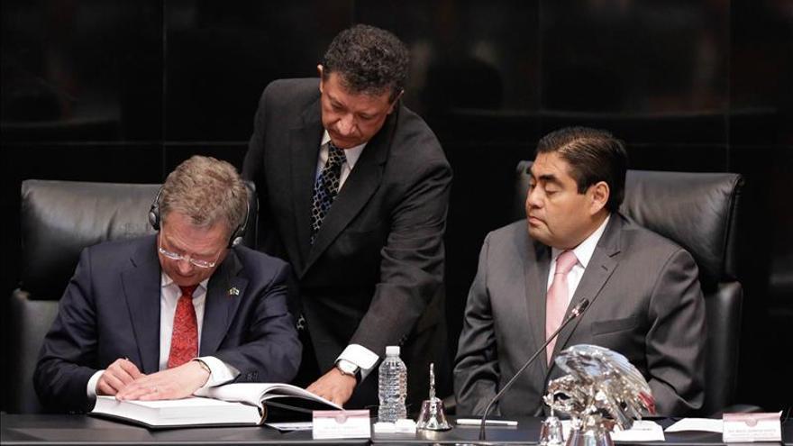 Presidente finlandés pide juntar innovación de su país con dinámica mexicana