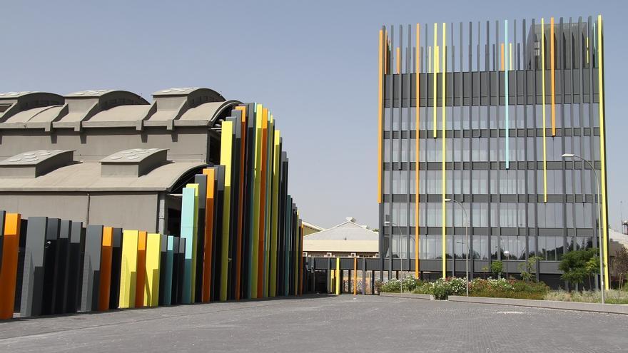 La Nave (Villaverde), espacio en el que se desarrollará el debate.