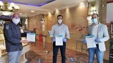 Lorca autoriza el mercado semanal del Huerto de la Rueda con aforo limitado y estrictas medidas sanitarias
