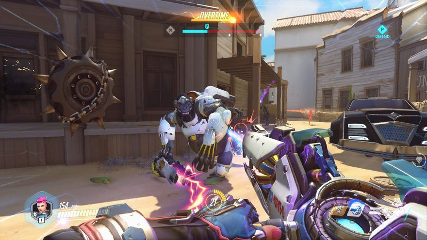 Overwatch / Ping