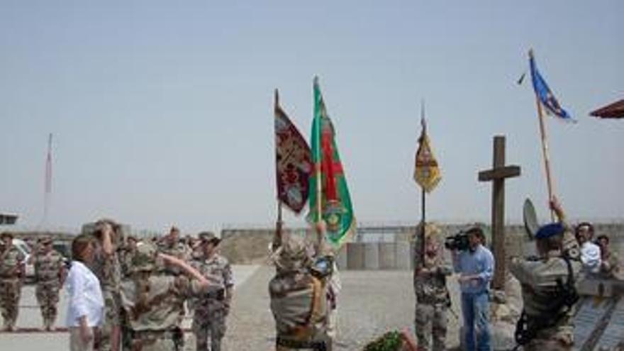 El Gobierno aprueba el despliegue de 220 efectivos adicionales en Afganistán