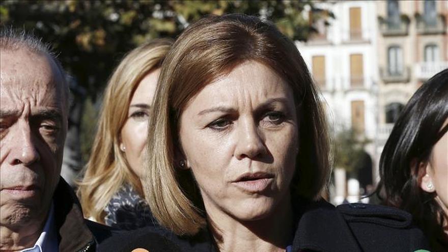 Publican la declaración de bienes de Cospedal tras cesar como diputada de CLM