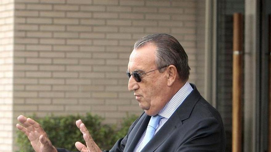 Condenan a Carlos Fabra a devolver 360.000 euros al piloto Debón por un préstamo