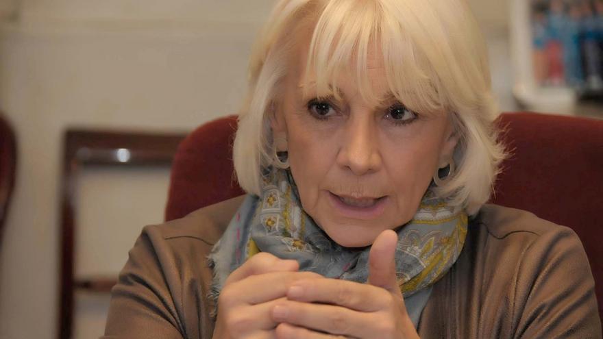 """Teófila Martínez (PP) reconoce que afronta unas elecciones """"muy complicadas"""" y las considera """"un reto"""""""