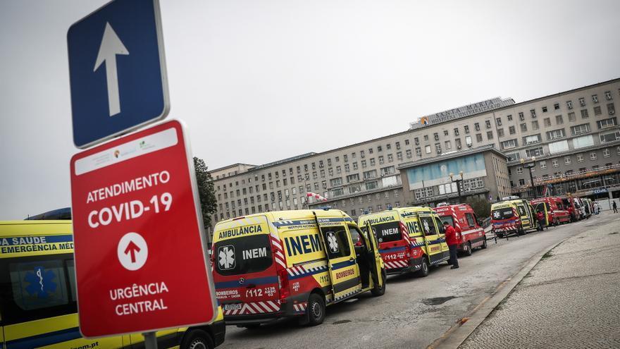 Se disparan los contagios diarios en Portugal y aumentan los pacientes en UCI
