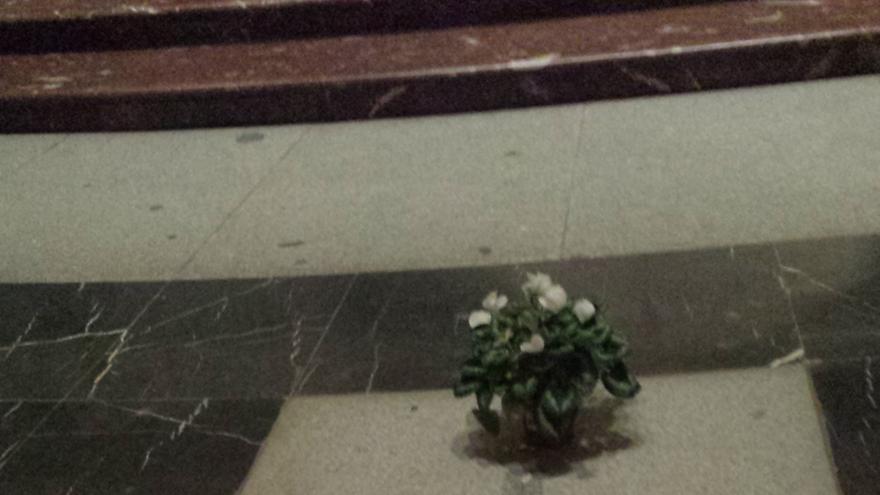 Archivo - Tumba de José Antonio Primo de Rivera en la Basílica del Valle de los Caídos en San Lorenzo de El Escorial, en Madrid