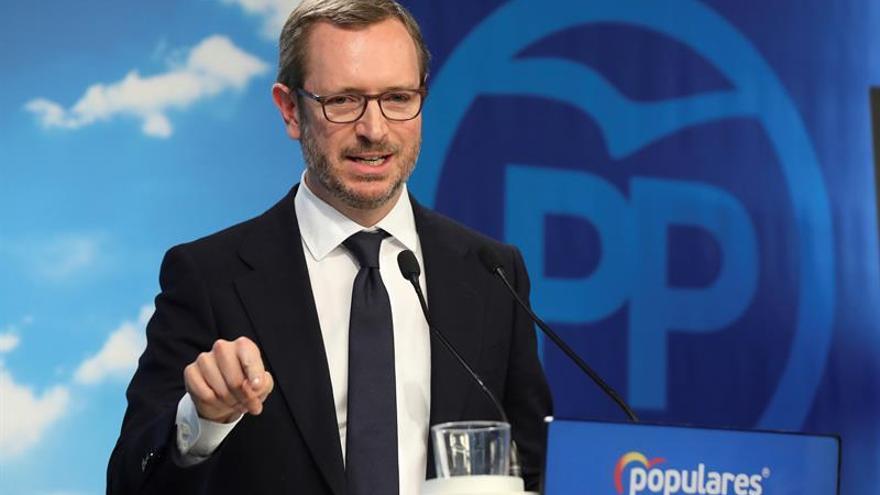 """El PP cree que Torra no es un político """"normal"""" y busca victimismo con los lazos"""