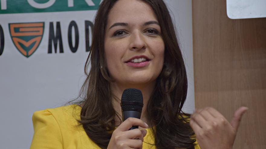 Natalia Parra Osorio, directora de Plataforma ALTO, Colombia