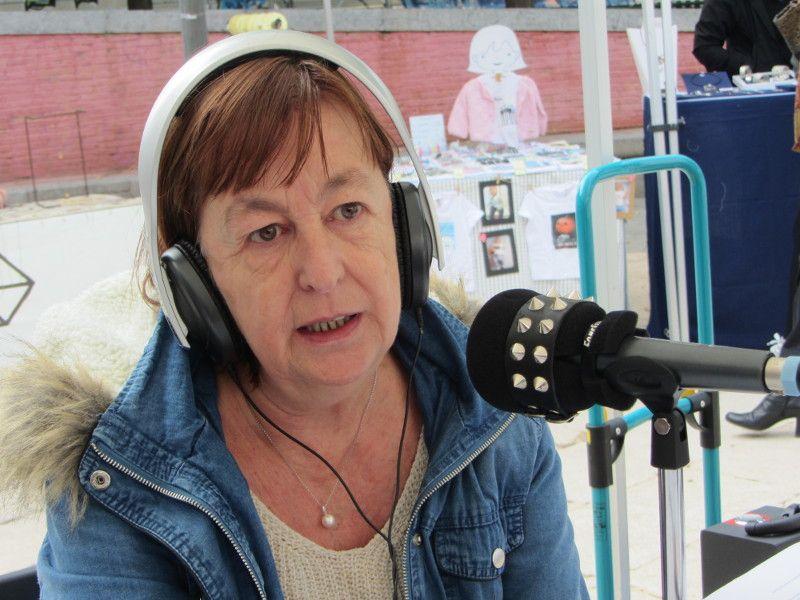 Isabel Rodrígez de ACIBU