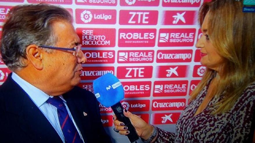 Zoido en El Partidazo de Movistar: 'Me sorprendió la llamada de Rajoy'