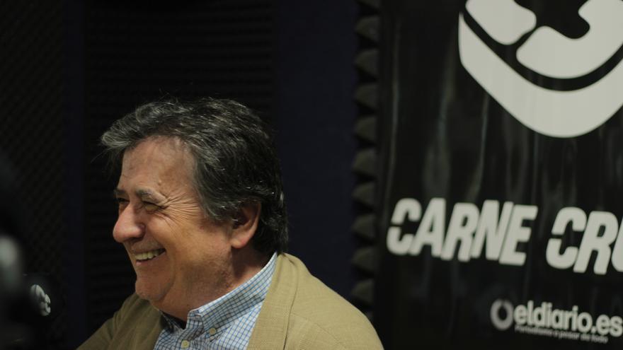 Luis Landero en Carne Cruda