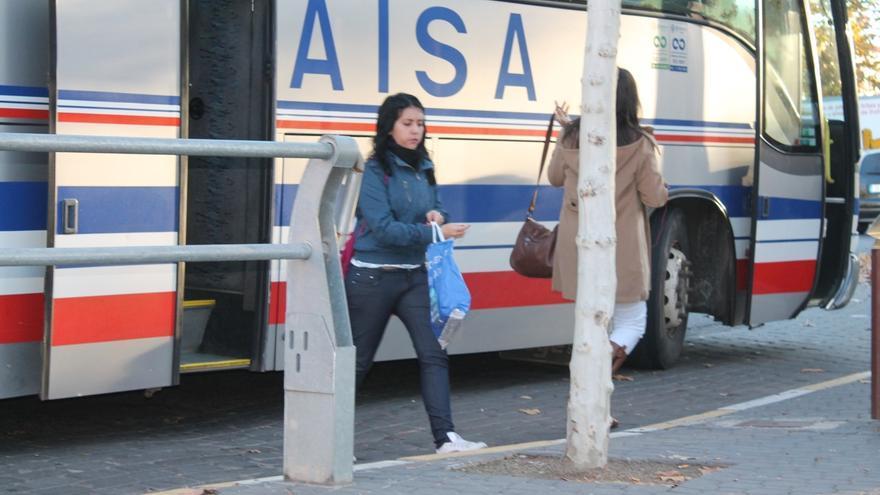 Los usuarios de autobús urbano aumentan un 3,5% en Andalucía, hasta los 14,2 millones