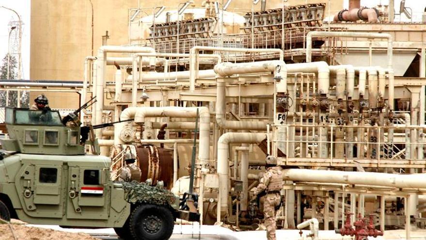 Irak firma un acuerdo preliminar con Irán para exportar petróleo de Kirkuk