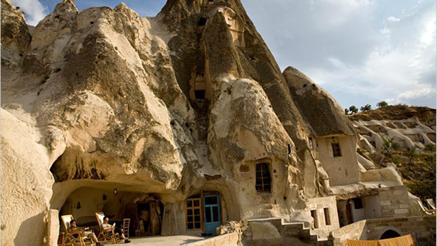 Fairy Chimney Inn en Turquía