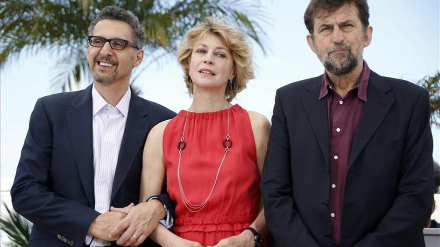"""Moretti llega a Cannes con un cine de """"emociones"""" que es muy bien acogido"""