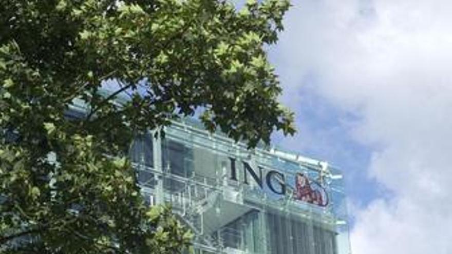 ING entra en beneficios en el tercer trimestre