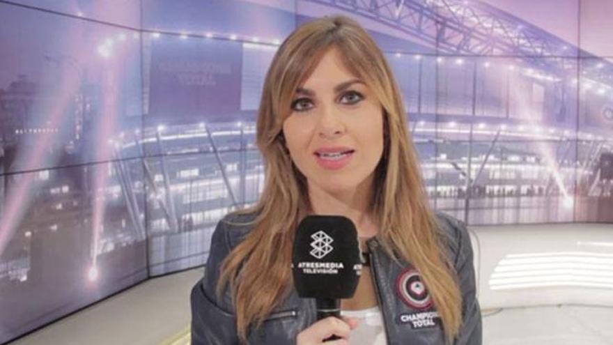 Susana Guasch compaginará la Champions de Atresmedia con 'El Partidazo' de Juanma Castaño