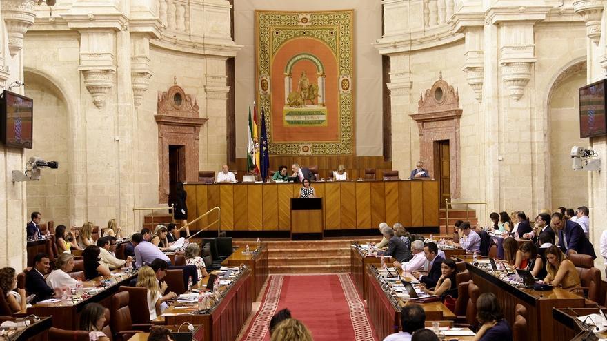 La comisión de investigación andaluza sobre formación afronta su final con la votación del dictamen en Parlamento