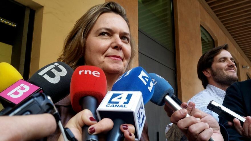 Delegada Gobierno condena la actuación de Arran y defiende el turismo como la principal actividad económica en Baleares