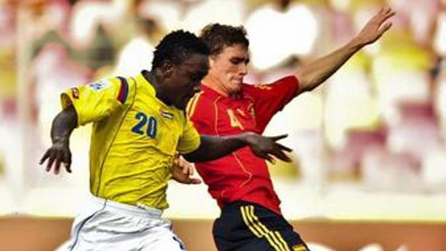 España termina tercera en el Mundial de fútbol Sub-17