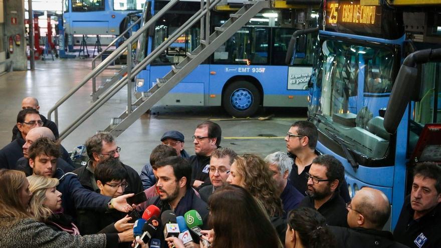 IU propone obligar a los candidatos a La Moncloa a participar en debates electorales