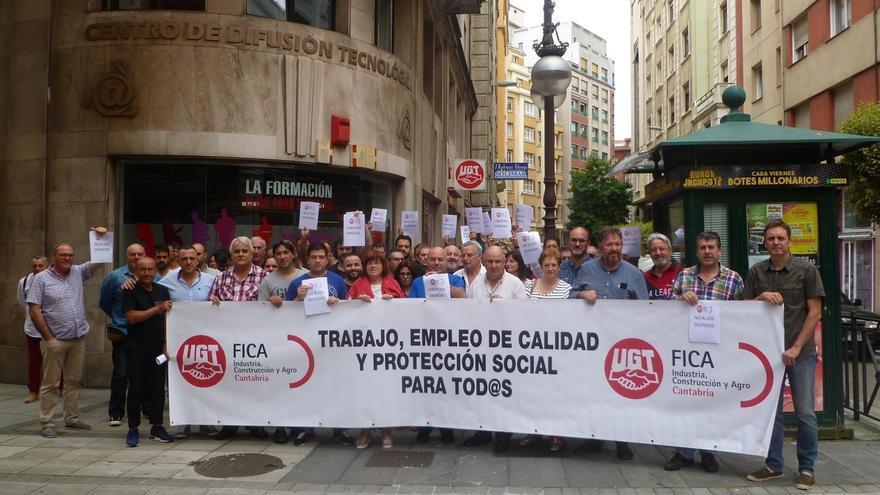 Declarados nulos los despidos de los dos trabajadores de Mecanor afiliados a UGT