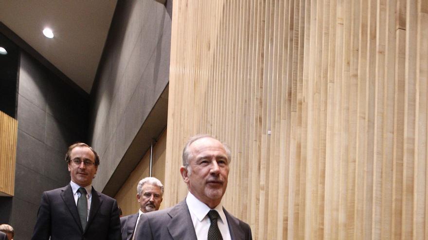 """Posada admite que no le gustó nada el trato """"inadmisible"""" y """"amenazador"""" que recibió Rato en el Parlament"""
