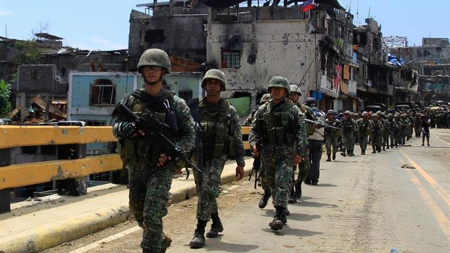 EEUU anuncia 14,3 millones de dólares para la rehabilitación de Marawi