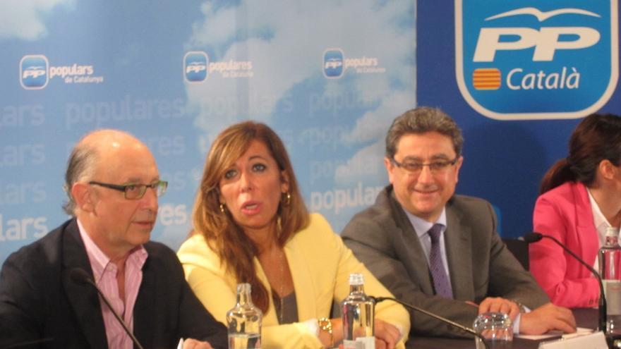 Montoro rechaza un objetivo de déficit para Cataluña superior al 2%
