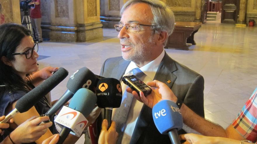 Sabaté, crítico del PSC, acata la disciplina de partido y votará 'no' este jueves