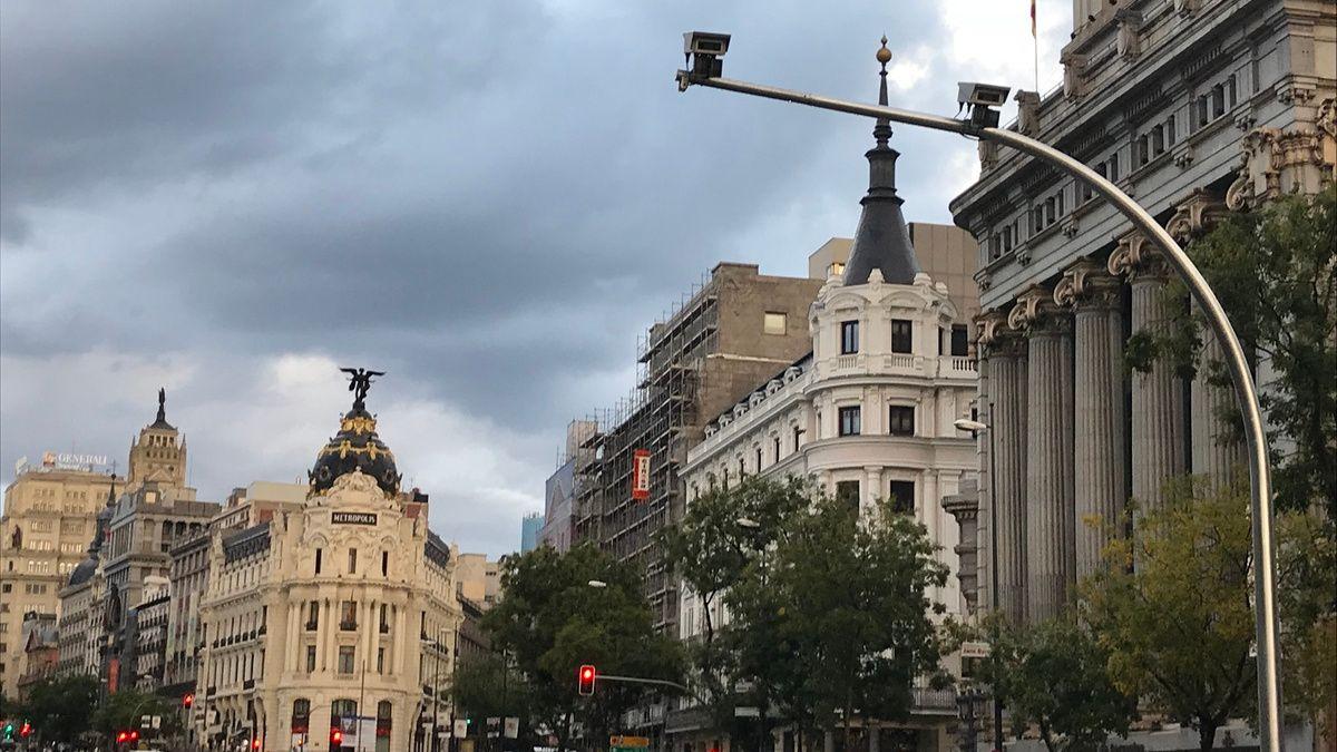 Cámaras de Madrid Central de la C/ Alcalá, 51 | SOMOS CHUECA