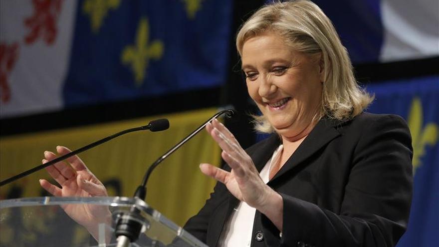 """Marine Le Pen: """"No le voy a dejar al Gobierno ni un minuto de tranquilidad"""""""