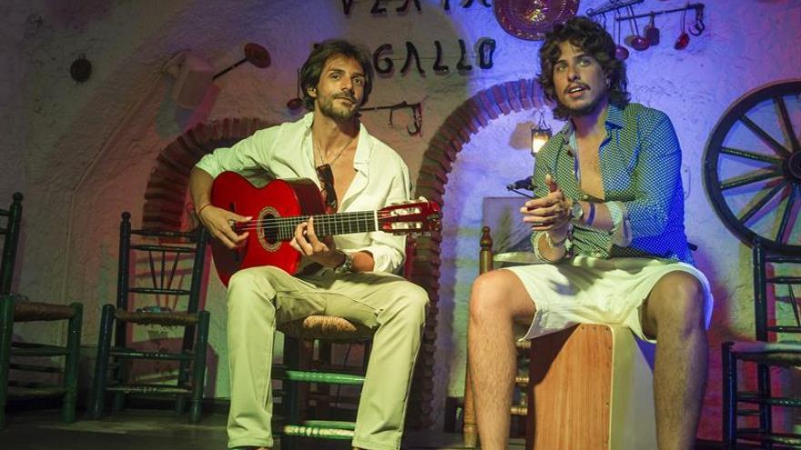 Morente y Habichuela, flamenco en vena