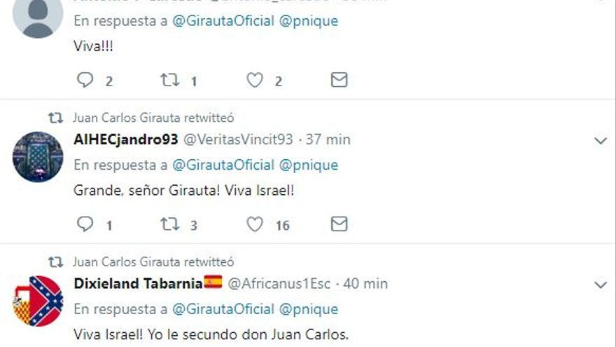 Mensajes retuiteados por Girauta